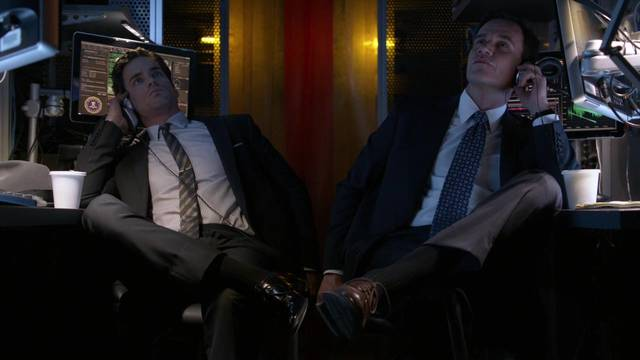 White Collar 4.05 – Honor Among Thieves