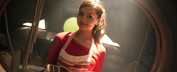 Doctor Who: intervista a Jenna-Louise Coleman