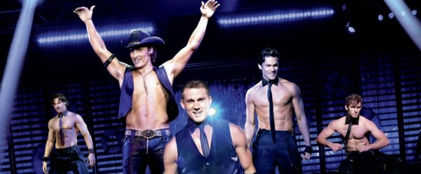Magic Mike: petti nudi, perizomi e balli da favola
