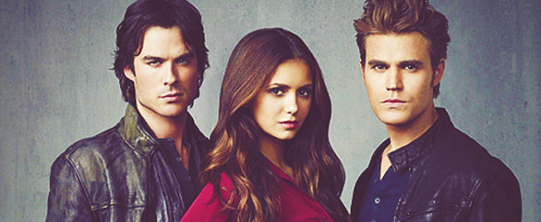 The Vampire Diaries: Ian Somerhalder parla di Damon e di Elena