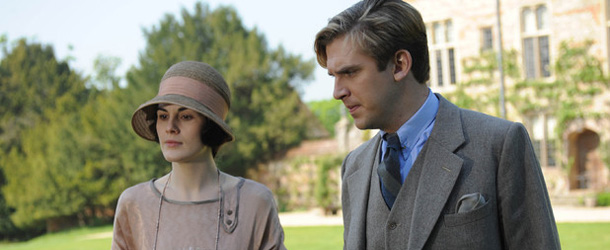 Downton Abbey: Dan Stevens e la sua carriera in America