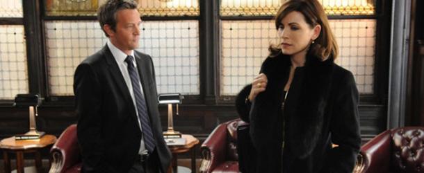 The Good Wife: Matthew Perry torna ad interpretare Mike Kresteva