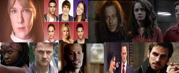 I 10 migliori nuovi personaggi del 2012
