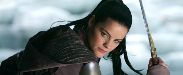 Jaimie Alexander: 'lo script di Wonder Woman di David E Kelley mi ha imbarazzato come donna'