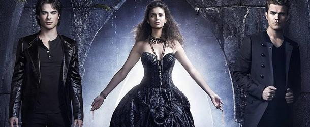 The Vampire Diaries: Il primo promo della quinta e le ultime notizie rilasciate
