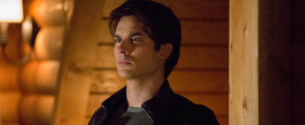 The Vampire Diaries: Ian Somerhalder veste Paul Wesley