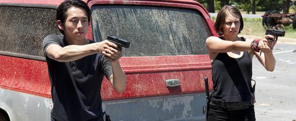 The Walking Dead, Lauren Cohan: 'Alcune cose che stanno per accadere faranno la storia della televisione'