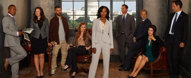 Scandal: Columbus Short parla della serie e del rapporto tra Harrison e Olivia