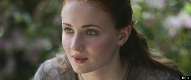 Game of Thrones, Sophie Turner: 'sarà una stagione molto emotiva per Sansa'