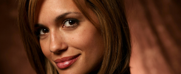 The Vampire Diaries,Torrey DeVitto: 'recitare con mio marito Paul Wesley è stato incredibile'