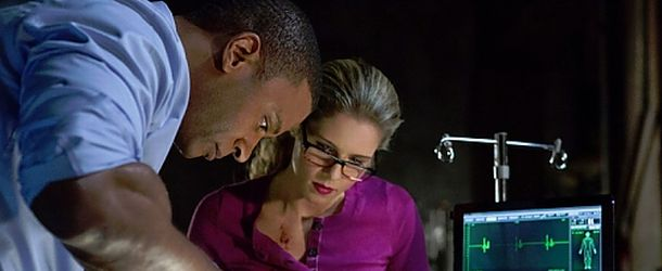 Arrow: Recensione dell'episodio 1.14  –  The Odyssey