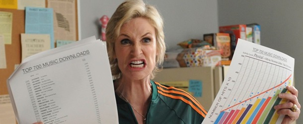 Glee: Jane Lynch debutterà a Broadway