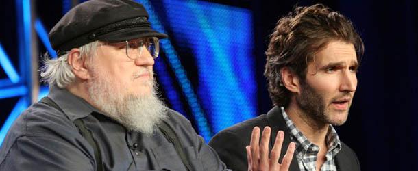 """Game of Thrones, George R.R Martin: """"Voglio scrivere più episodi"""""""