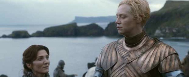 Game of Thrones: Gwendoline Christie nella seconda stagione di Top of The Lake