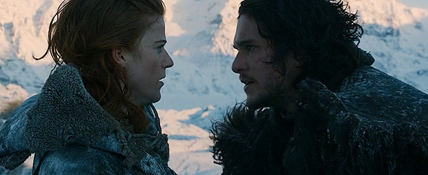 Game of Thrones: Ygritte non renderà la vita facile a Jon Snow