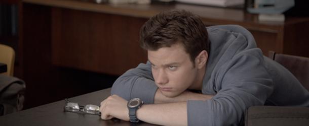 Glee, Chris Colfer: 'scritturato perché autentico'