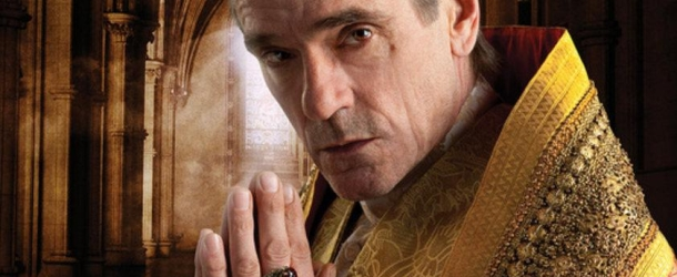 The Borgias: Jeremy Irons descrive Papa Alessandro VI