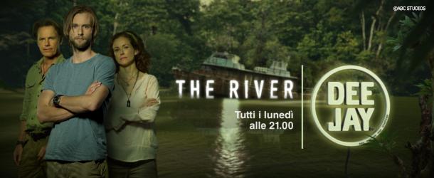 The River: la serie prodotta da Steven Spielberg da domani sera su Deejay Tv