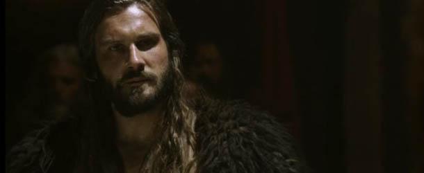 Vikings: Clive Standen risponde a una domanda sui piani di Rollo
