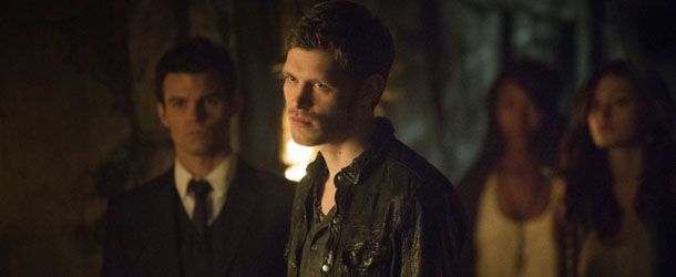 The Vampire Diaries: Joseph Morgan risponde ad alcune domande su The Originals