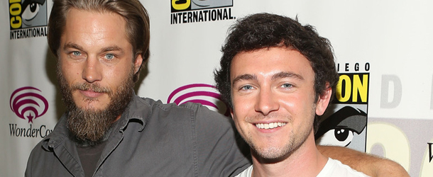 "Vikings: George Blagden canta ""This"" di Ed Sheeran"