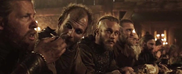 Vikings: recensione dell'episodio 1.07 – A King's Ransom