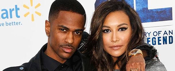 Glee: Naya Rivera e Big Sean ufficializzano la loro relazione