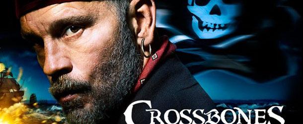 Crossbones: la NBC pubblica online il trailer della serie tv