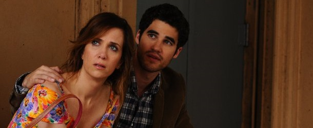 Glee: Darren Criss nel trailer di 'Girl Most Likely' con Kristen Wiig