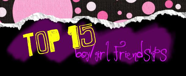 """Le 15 più belle amicizie """"boy/girl"""" dei telefilm"""