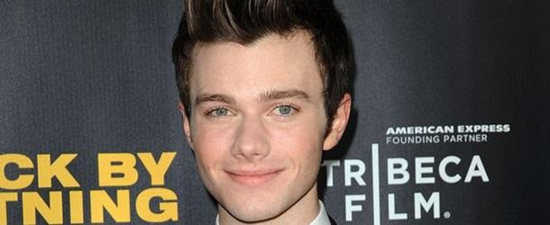 Glee: Chris Colfer annuncia su twitter il suo abbandono!