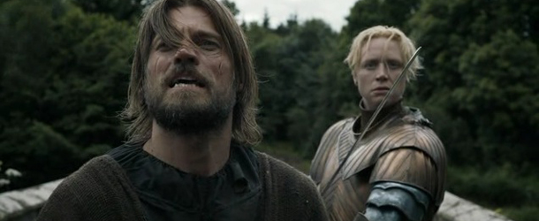 Game of Thrones: nascerà l'amore tra Jaime e Brienne?
