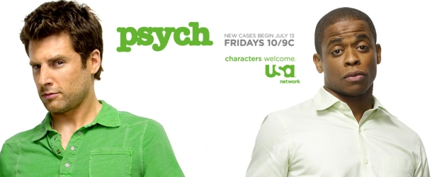 Comic-Con 2013: il panel di Psych
