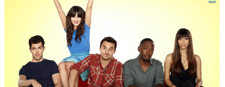 New Girl: guest star David Hornsby, cognato di Zooey Deschanel