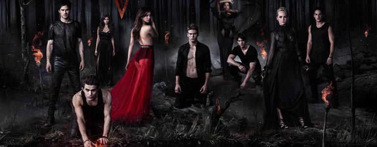 The Vampire Diaries 6: nuovo trailer e una donna misteriosa per Stefan