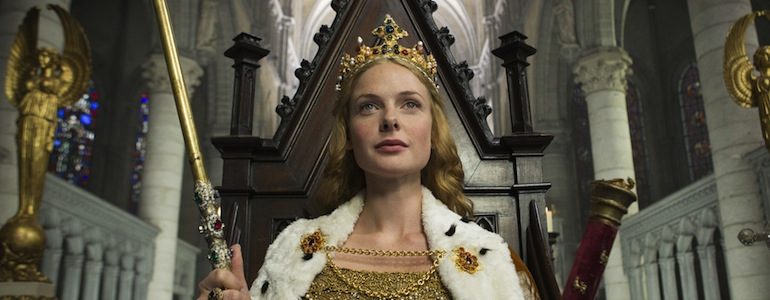 The White Princess: Ordinato da STARZ il sequel di The White Queen