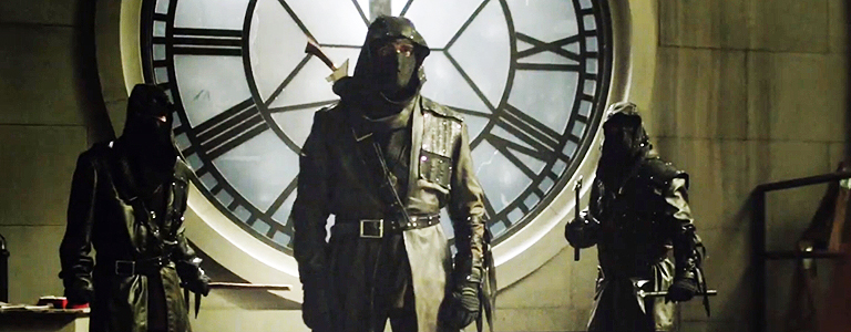 Arrow: Recensione dell'episodio 2.05 – League of Assassins