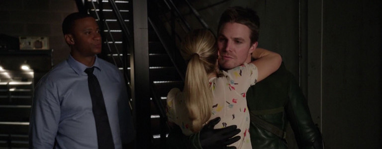 Arrow: recensione dell'episodio 2.09 – Three Ghosts