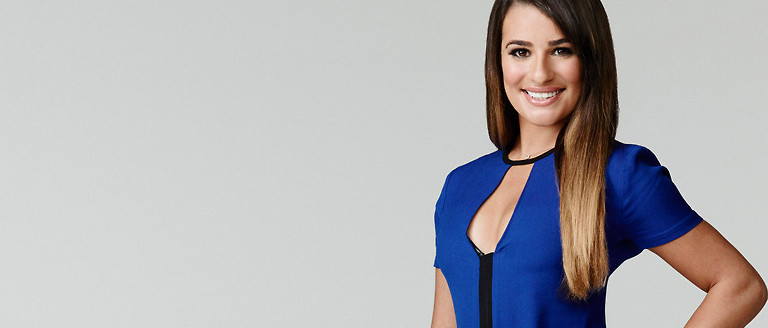 Glee: Lea Michele conferma la cover di Let It Go tratta Frozen