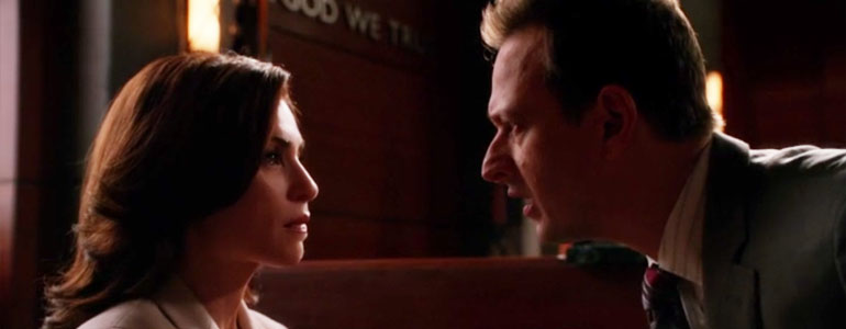 The Good Wife: Recensione dell'episodio 5.10 – The Decision Tree