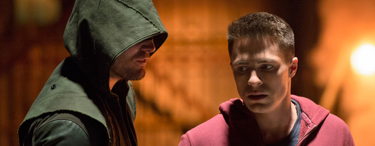 Arrow: recensione dell'episodio 2.12 – Tremors