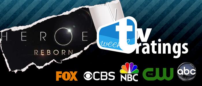 Weekly TV Rating: nell'ultima settimana di pausa olimpica, poco in onda e poche novità. Debutta Star-Crossed, rinnovo per Shameless, il ritorno di Heroes