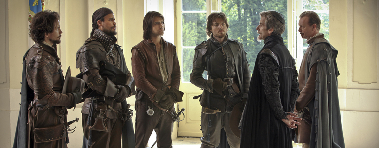 The Musketeers: Recensione dell'episodio 1.06 – The Exiles