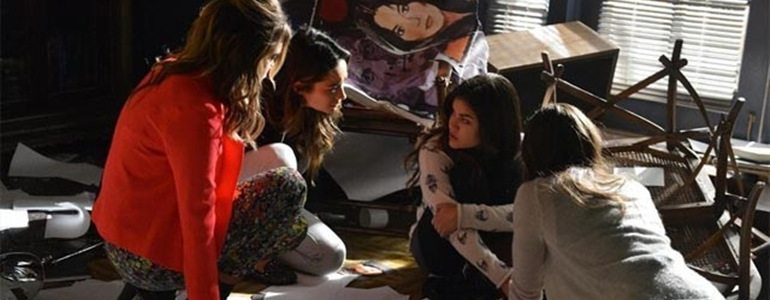 Pretty Little Liars: Recensione degli episodi 4.21/4.22 – She's come undone e Cover for me