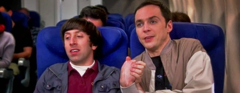 The Big Bang Theory: recensione episodio 7.17 – The Friendship Turbulence