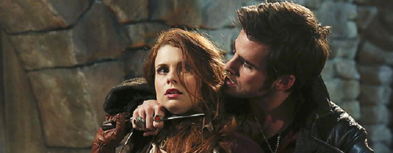 Once Upon a Time: Recensione episodio 3.17- The Jolly Roger