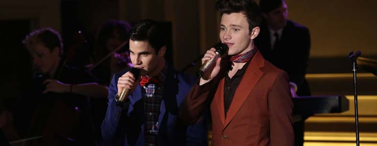 Glee: Dave Karofsky torna nella stagione 6 e preoccupa i fan Klaine