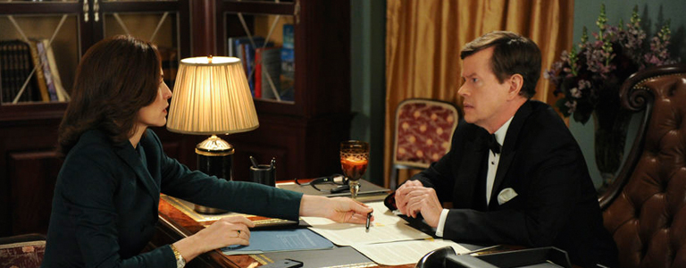 The Good Wife: recensione dell'episodio 5.19 – Tying The Knot