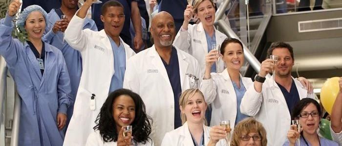 Grey's Anatomy: il ritorno di Ellis Grey