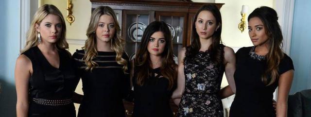 Pretty Little Liars: nuovi arrivi nella stagione 5